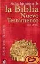 Atlas historico biblia nuevo testamento