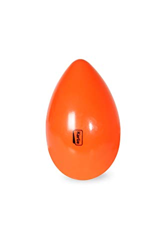 Karlie Funny Eggy L: 11 cm B: 11 cm H: 18.5 cm orange