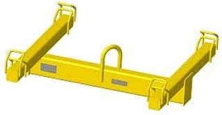 30,000 Lb Inc Machining /& Welding by Olsen Capacity Multiple Length M/&W 18 Lift Beam Low Headroom