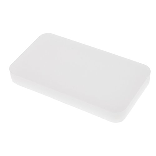 MERIGLARE Coussin De Cils Blanc Pour Cils D'extension De Cils Porte-outils, Parfait