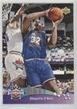 Shaquille O'Neal (Basketball Card) 1992-93 Upper Deck - [Base] #424