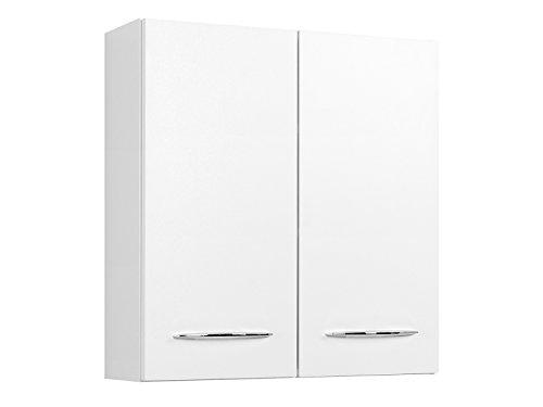 Hängeschrank Badschrank Wandschrank Badhängeschrank Badmöbel Porto I (weiß)