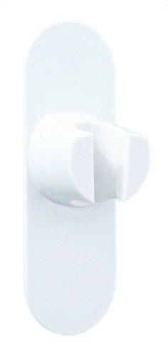 東和産業 シャワーホルダー ホワイト 約6×4.6×17.5cm