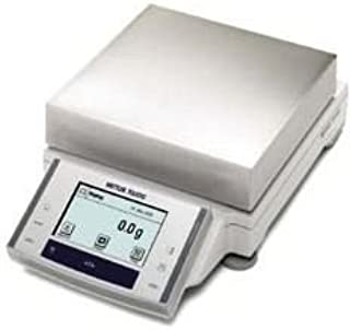 METTLER-TOLEDO XS4002S XS Precision Balance, 4.1 kg Maximum Capacity, 1.2 Seconds Setting Time, 0.01 Readability, 20 mg Linearity