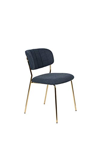 Felis Lifestyle Chair, Metallo, Blu Scuro, Not appicable