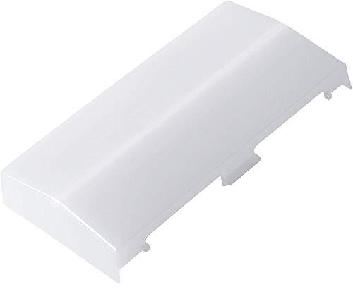 89108000 Bathroom Vent Fan Light Lens Cover for Broan Nutone - Fits 763RLN 769RF VF705RCN VF707RCN 770F - Replacement Part by BlueStars