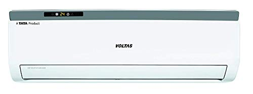 Voltas 1.5 Ton 3 Star Split AC (Copper 183EZA White)