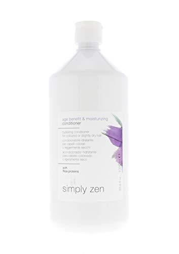 Z.One Simply zen Age bienfit & Moisturizing Après-shampooing 1000 ml