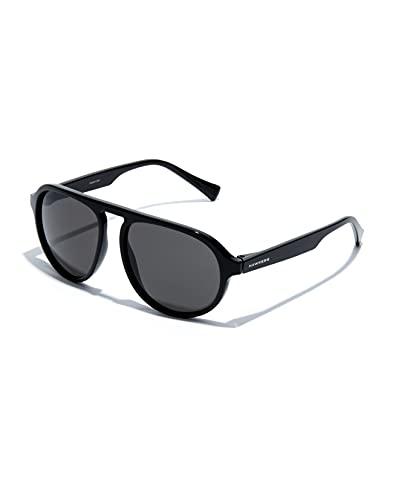 HAWKERS Weekender-Black Gafas, Negro, Adulto Unisex Adulto