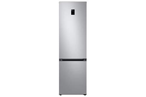 Samsung RB38T671DSA/EF Combi Nevera y Congelador Independiente, Inox, 2 m, 390L, Antiescarcha (nevera), S, Tecnología SpaceMax