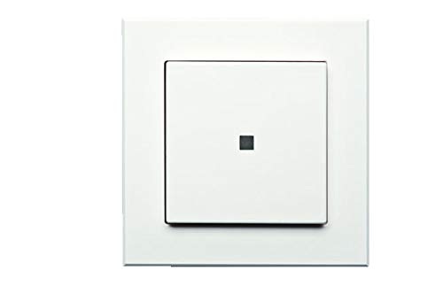 ELV Homematic Komplettbausatz 2fach-Funk-Wandsender HMPB-2-WM55, für Smart Home/Hausautomation