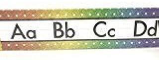 Teaching Tree Manuscript Alphabet Bulletin Back to School Board Set Creative Strips School Office Resources Scholastic Tea...