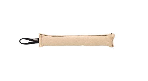 Dingo Gear mordedor de yute con soporte 40 cm x 6 cm K9 IGP IPO entrenamiento juguete para perros Apporte S00147