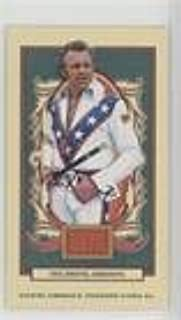 Evel Knievel (Baseball Card) 2013 Panini Golden Age - [Base] - Carolina Brights Mini Green Back #111