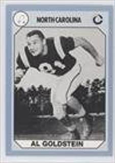 collegiate collection north carolina trading cards