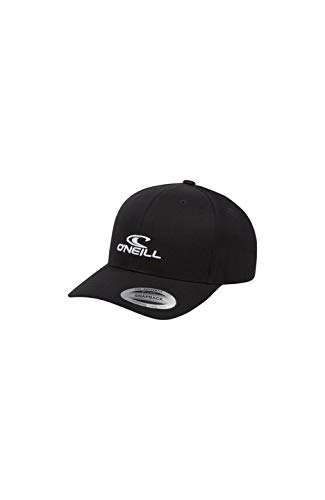 O'NEILL BM Wave Gorra, Hombre, Negro (Black out), 0