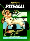 Pitfall Pitfall! Harry\'s Jungle Adventure Intellivision Mattel Electronics Activision 1982