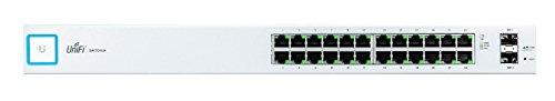 Ubiquiti Unifi US-24 M RM Ethernet, 24 Port