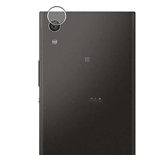 Vaxson 2 Unidades Protector de Lente de Cámara, compatible con Sony Xperia XA1 Plus [No Vidrio Templado/Funda Case ] TPU Película Protectora