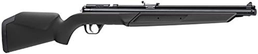Benjamin 392S .22-Caliber Bolt Action Variable Pump Air Rifle, Black