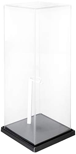 Display Case for Doll or Collectibles, (18' x 7-3/4' x 7-3/4')