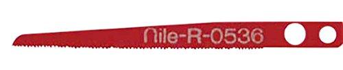 室本鉄工 ナイル ミニヒルソー用ノコ刃R0536 R0536_5005 [2012]