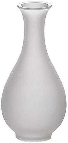YONGYONGCHONG Lange smalle hals ronde vaas decoratie ambacht gift lente bloem regeling modern glas geschoold ambachtslieden glazen pot