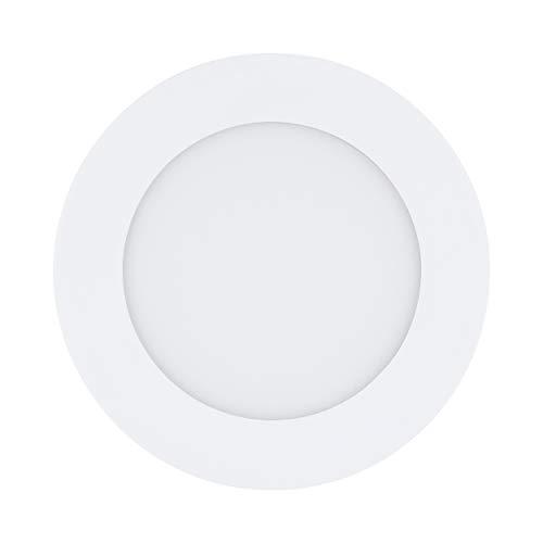 Eglo Lampe 94047 intérieur, intégré, argent