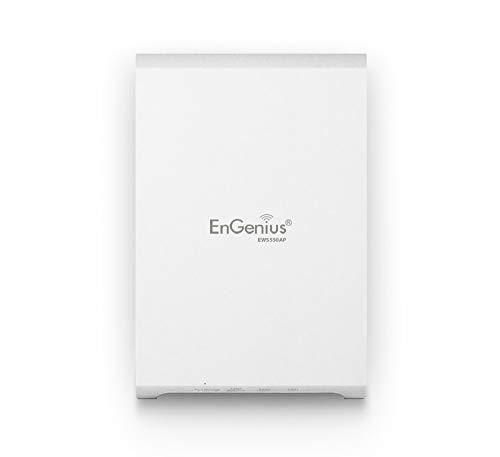 Engenius NSWPAC0367 Wireless Access Point AC1300 (4X4Dbi) + 3 Gbit LAN Pared