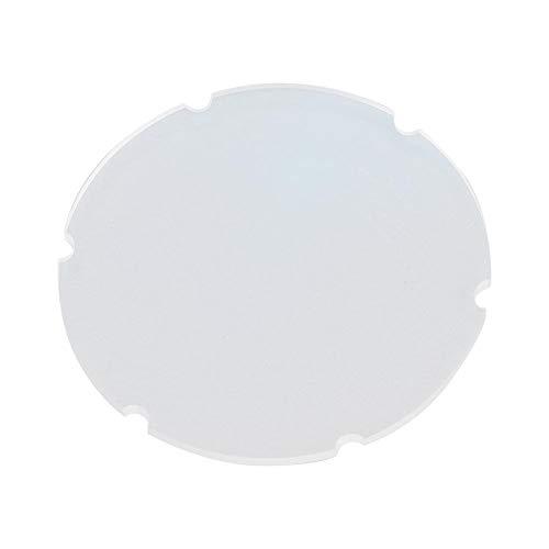 Lente de Visor de Alcance de Resina Liviana compacta de 1.8 Pulgadas, Lente de mira de Tiro con Arco Resistente, Duradera para los Amantes del Tiro con Arco de(8 Times)