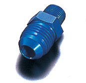 SARD 69013 Fuel Pressure Regulator Adapter Straight AN#6 to NPT 1/8 by SARD