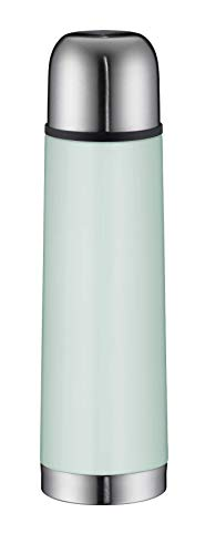 Alfi IsoTherm Eco - Termo, acero inoxidable, Mint Green Matt, 0,5 L