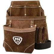 McGuire Nicholas Suede Pouch: Nail & Tool Pouch