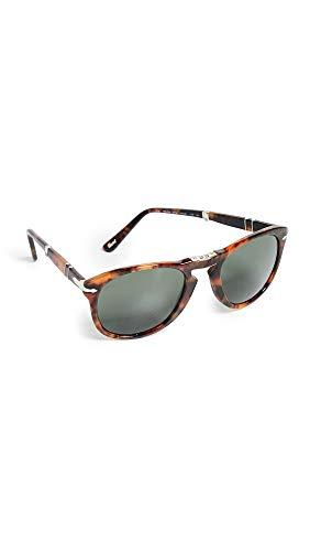 Persol Herren Sonnenbrille PO 9649S, Gr. One Size, Schwarz