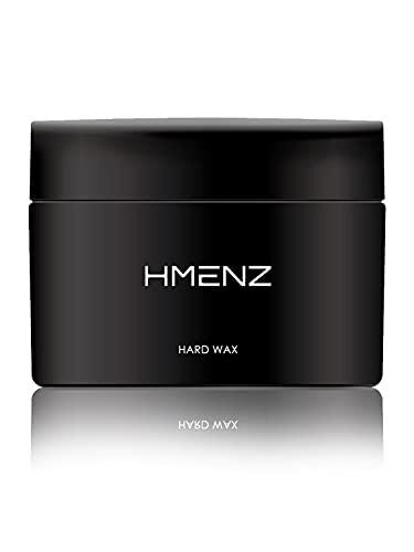 ワックス メンズ HMENZ ヘアワックス ハード 【 ハイエンドな男のための 整髪料 】「 日本製 80g 」「 パ...