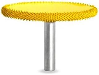 Saburrtooth Fräskopf Ballnasen Form mit 6mm Schaft für Geradschleifer
