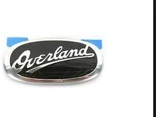 jeep overland emblem