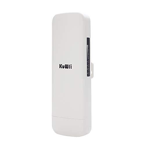 KuWFi Outdoor CPE WiFi 300Mpbs 2.4G Waterproof Outdoor CPE 1W