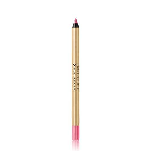 Max Factor Colour Elixir Lip Liner Pink Petal 02 – Perfekt definierte Lippenkontur für...