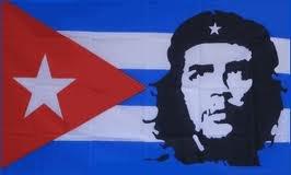1.52 x meters 0.91 Che Guevara KUBA Cuba meters Material Flagge