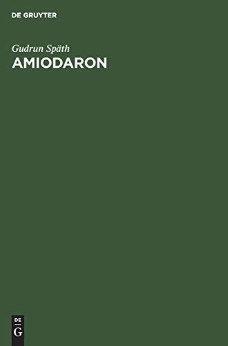 Amiodaron: Antiarrhythmikum für therapieresistente Rhythmusstörungen