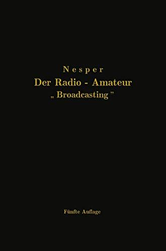 Der Radio-Amateur
