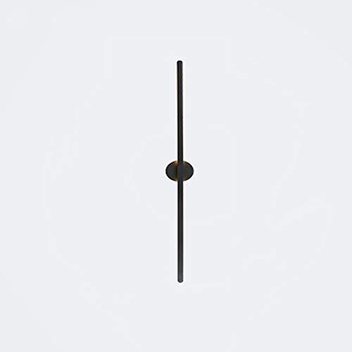 Towyoy Nuevo producto Luz de lujo Minimalista LED lámpara de pared Sala de estar Nordic Moderna Minimalista Escalera Corredor Lámpara de pared Art Personalidad Dormitorio Lámpara de pared Interior Ilu