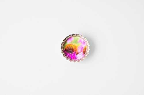 Kronkorken Magnet Sonnenhut Kühlschrankmagnet