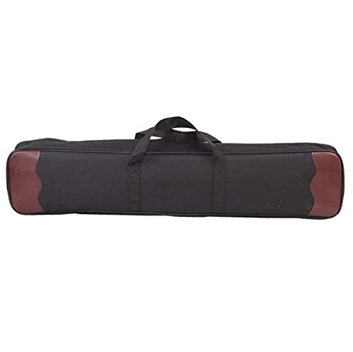 Recurve Bow Case Bag Holdall, Recurve Bow Case Tactical Bow Bag, Duffle Carry Bag Travel Sports(31.49 * 6.29 * 4.72in)