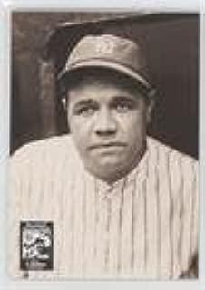 Babe Ruth (Baseball Card) 1988 The Sporting News Conlon Collection Baseball Immortals Series 3 - [Base] #BARU