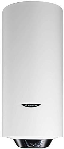 Ariston Pro1 Eco Dry Multis Termo Electrico 100 litros | Calentador de Agua Vertical y Horizontal, Multiposicion, Resistencia Doble Envainada – Intelegente con Display de Leds