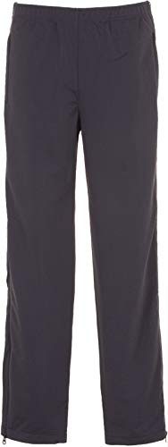 Henry Terre Trainingshose Reißverschluss Hose S-3XL Jogginghose Freizeit, Farbe:anthrazit, Größe:L