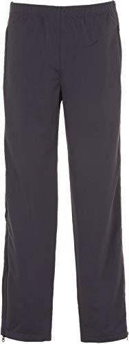 Henry Terre trainingsbroek ritssluiting broek S-3XL joggingbroek vrije tijd, kleur: antraciet, maat: S