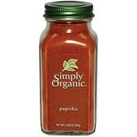 Simply Organic Paprika Ground In a popularity ORGANIC 2.96 - Special Campaign 3PC Bottle oz.